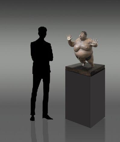 Stefano Bombardieri, 'Barriera Invisibile', 2019