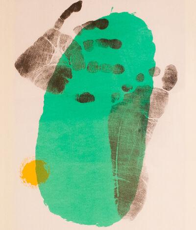 Joan Miró, 'Derrière le Miroir', 1956