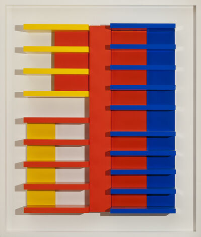 Charles Biederman, '#10, USA', 1937-1983