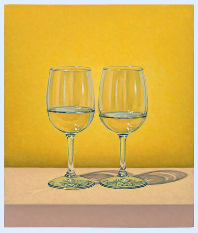 Tom Gregg, 'Two White Wines', 2013