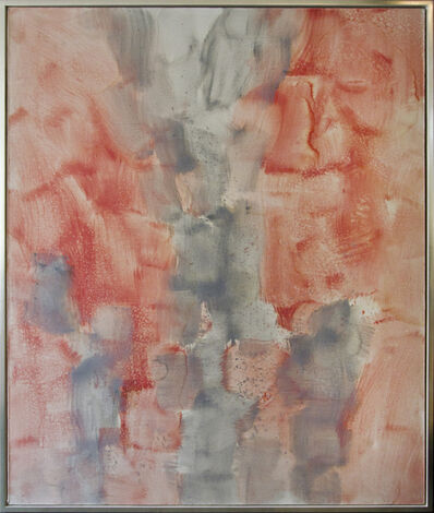 Carl Holty, 'Pink, Gray', 1972