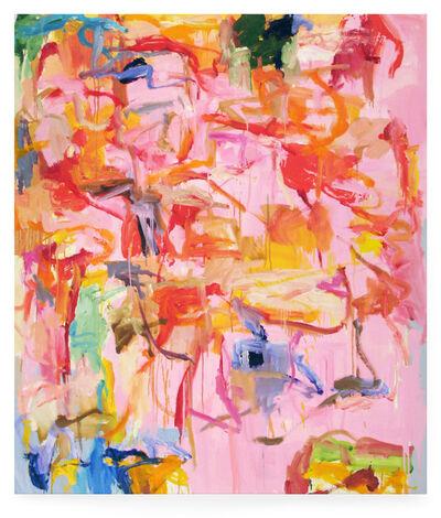 Kikuo Saito, 'Purple Shadow', 2014