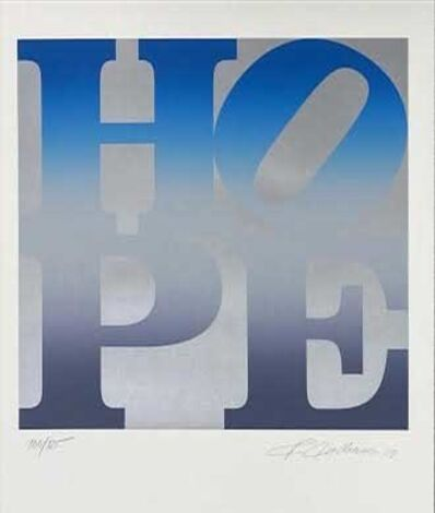 Robert Indiana, 'Four Seasons of Hope', 2012