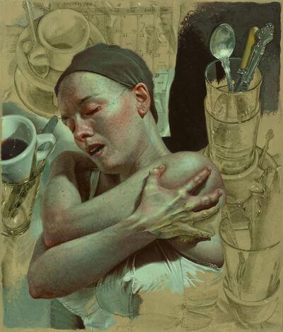 Edward Povey, 'Amplexum', 2021