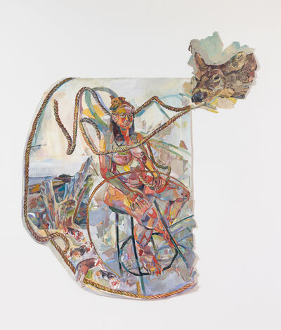 Jenny Toth, 'Roped In', 2012