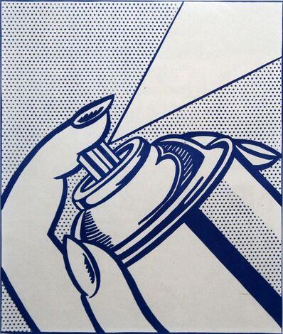 Roy Lichtenstein, 'Spray Can (1 cent life)', 1964