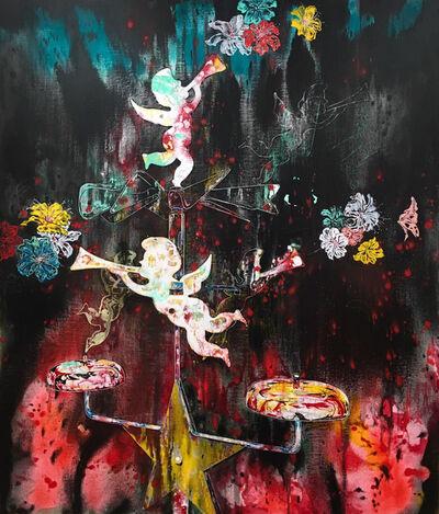 Wang Liang-Yin, 'Angel Chimes', 2019