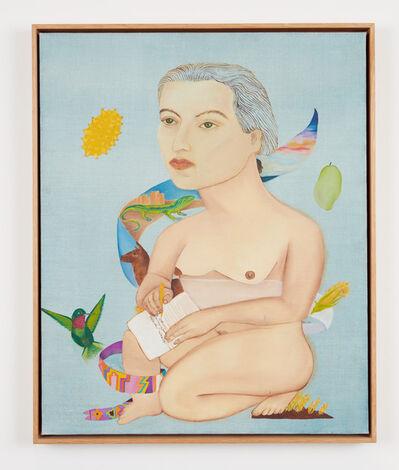 Cecilia Vicuña, 'Gabriela Mistral', 1979