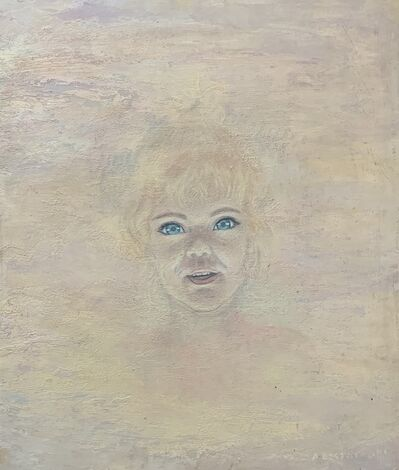 Adolfo Best Maugard, 'Untitled (Girl)', 1961