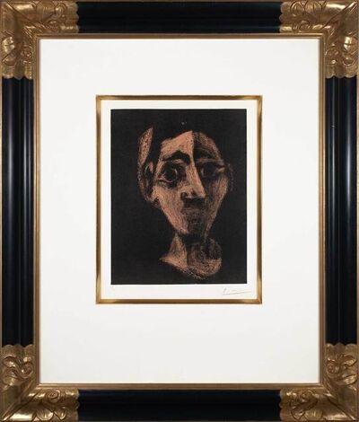 Pablo Picasso, 'Jacqueline au bandeau', 1962