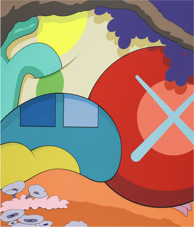 KAWS, 'You Should Know I Know', 2015