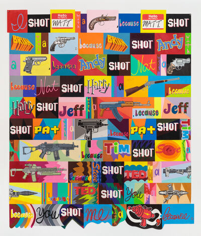 John O'Connor, 'I Shot', 2018