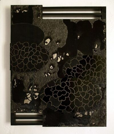 Lucy Maki, 'Night Garden Variation'