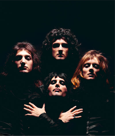 Mick Rock, 'Queen 2 Album Cover', 1974