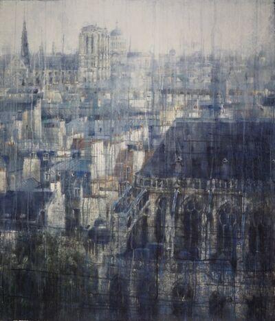 Chizuru Morii Kaplan, 'Parisian Rooftops III', 2019