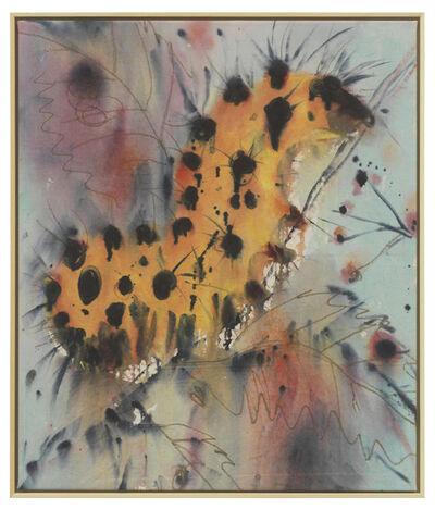 Andrej Dubravsky, 'Handsome yellow caterpillar', 2019