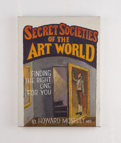 Paul Gagner, 'Secret Societies', 2019