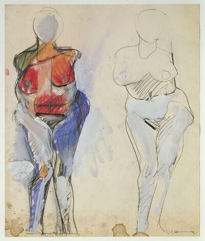 Manuel Neri, 'Carla No. 2', 1964