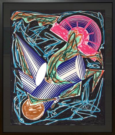 Frank Stella, 'Frontispiece', 1984