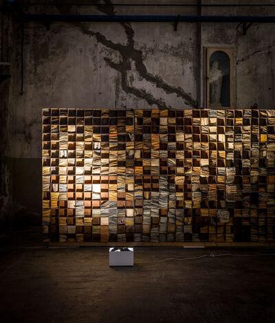Brunivo Buttarelli, 'Archived memories - Memorie archiviate', 2015