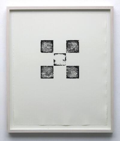 Frank Gerritz, 'Kreuzgang', 1989