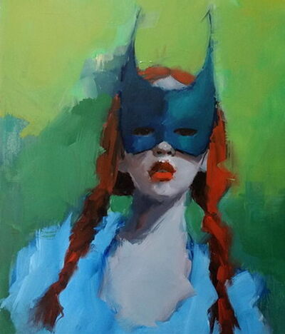 June Valentine Ruppe, 'Pippy Bat Wings', 2019