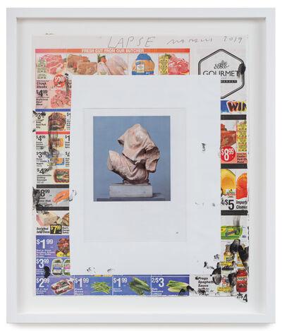 Tony Matelli, 'Lapse (1)', 2019