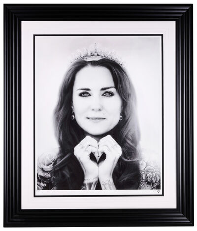 JJ Adams, 'Kate Middleton Tattoo', 2014
