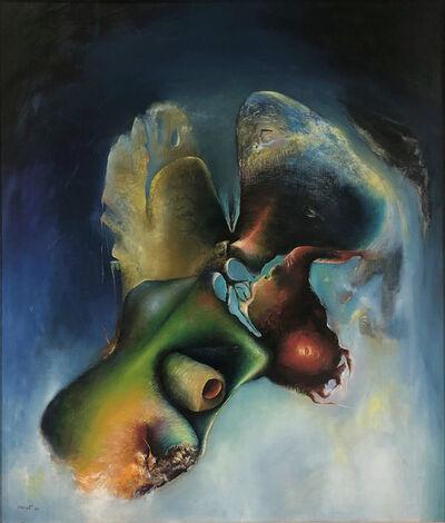 Enrico Donati, 'Le reve de Pegase', 1946