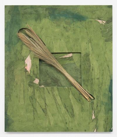 Em Rooney, 'Outer Frame for Forest (World)', 2015