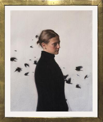 Nicholas Alm, 'Black Birds', 2018
