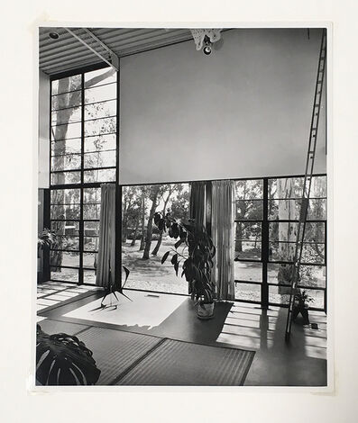 Julius Shulman, 'Eames House, Case Study House #8, Pacific Palisades, CA (Charles and Ray Eames, architects)', 1949