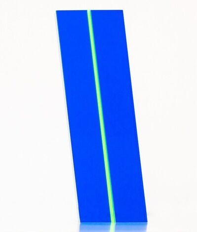 Vasa Velizar Mihich, 'Blue Kryptonite', 2014