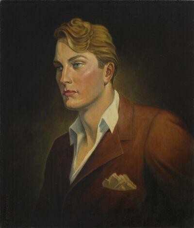 George Quaintance, 'Stephen Barclay (Portrait)', 1940