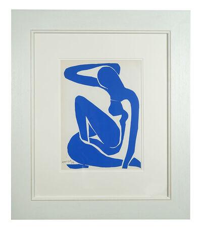Henri Matisse, 'Nu Bleu I', 1958