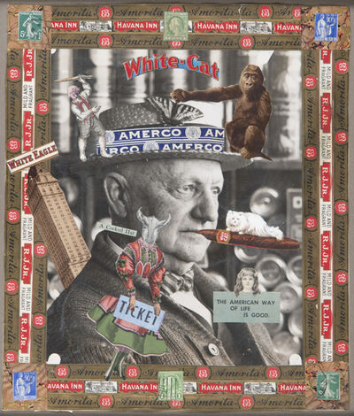 Felipe Jesus Consalvos, 'The American Way of Life is Good (Double-sided)', 1920-1950