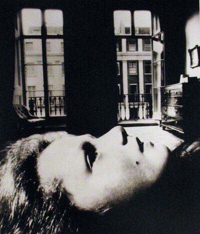 Bill Brandt, 'Girl Reclining at Eaton Place', 1955