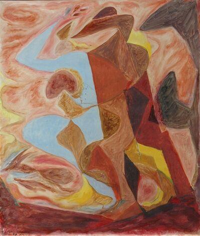 André Masson, 'Femme surprise', 1932