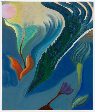 Kristy Luck, 'Moonrise Twisters', 2018