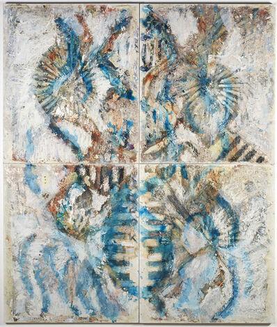 Michael Maxwell, 'Phosphenes - Honey Bee Totem', 2011