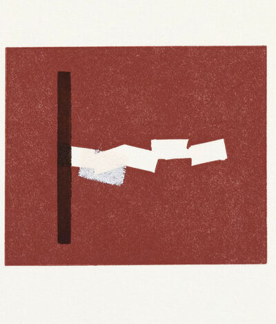 Richard Tuttle, 'Pig', 1990
