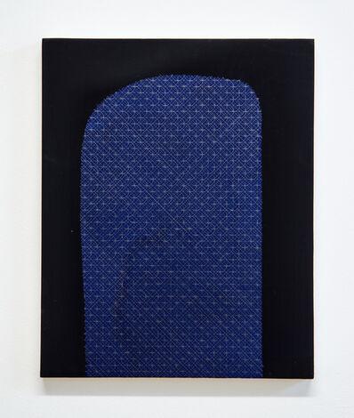 Alison Hall, 'Blue Black Cold 13', 2015