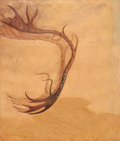 Nathan Oliveira, 'Antlers', 1995-1996