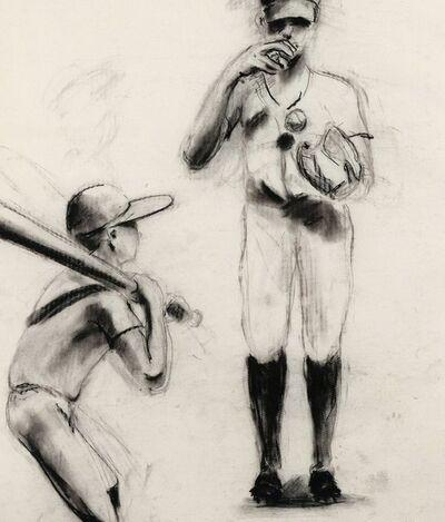 Eric Fischl, 'Boys at Bat', 1979