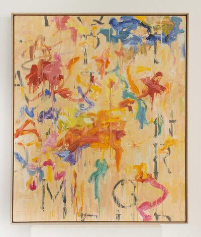 Kikuo Saito, 'Red Rain', 2005