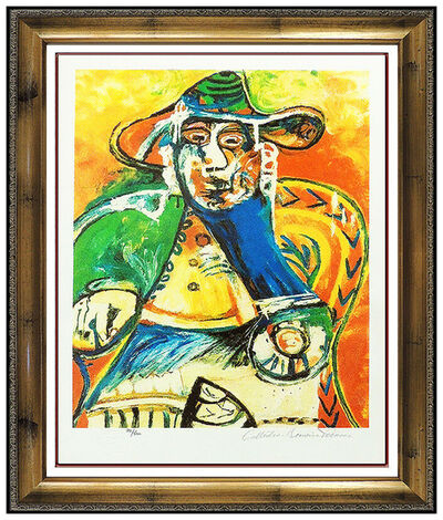 Pablo Picasso, 'Seated Old Man', 20th Century
