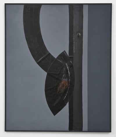 Carol Rama, 'Spazio anche piu' che tempo', 1970