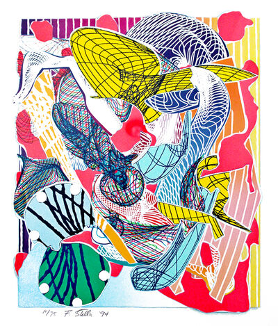 Frank Stella, 'Limanora, from the Imaginary Places Series', 1994