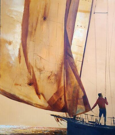 Dmitriy Ermolov, 'Sail', 2016