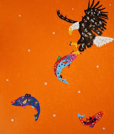 Joe Fay, 'Eagle and Fish', 2019